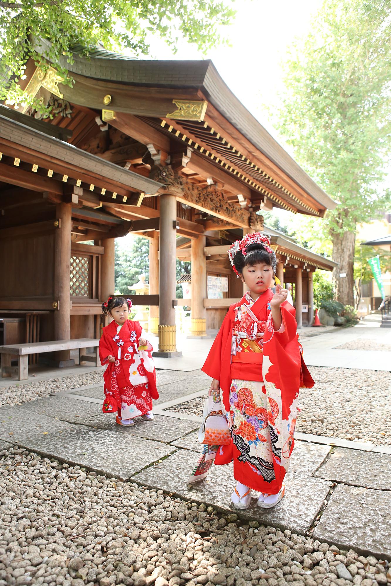 鳩ヶ谷神社
