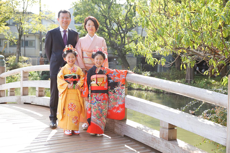 千束八幡神社へ出張撮影