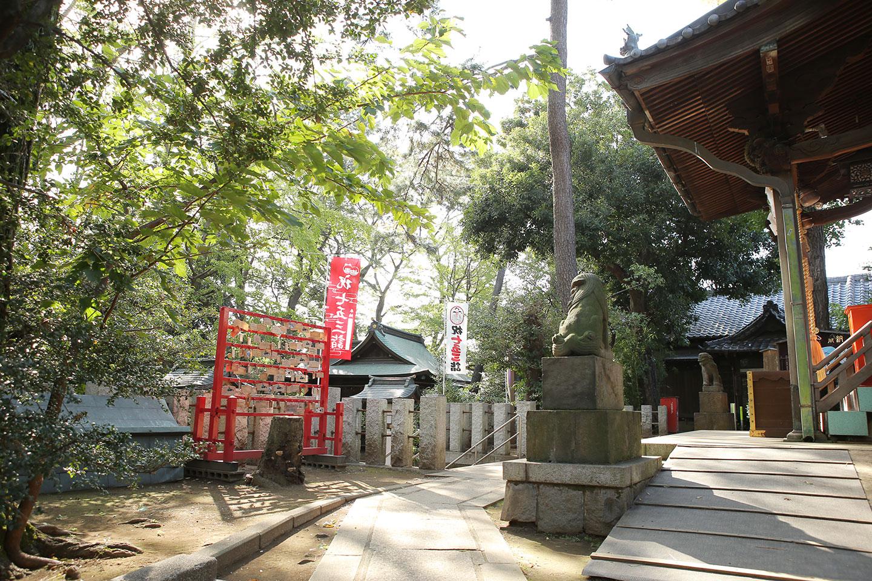 千束八幡神社の情報