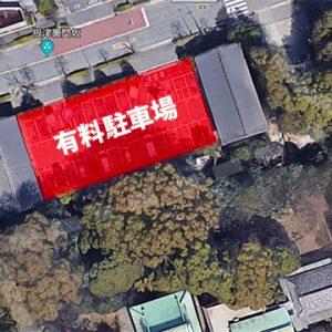 根津神社へのアクセス