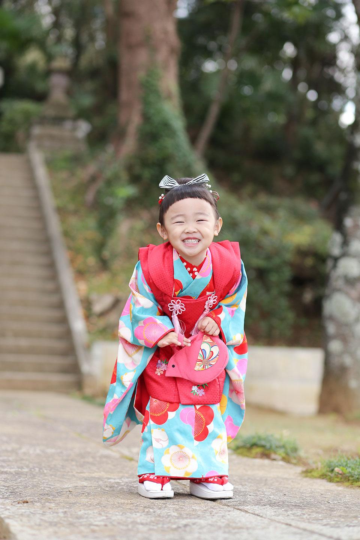 大宮神社へ七五三の出張撮影