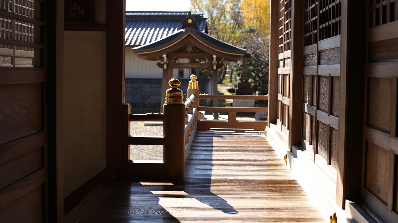 七五三の出張撮影で女化神社へ