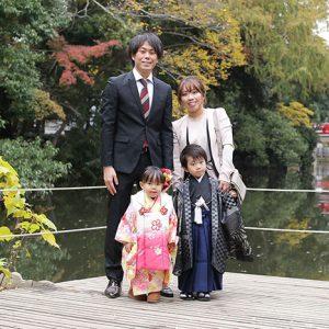 大宮氷川神社へ七五三の出張撮影!嬉しいメッセージを頂きました〜お客様の声〜