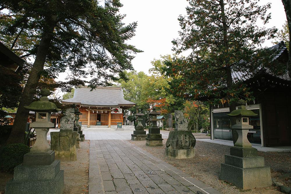埼玉県の和樂備神社