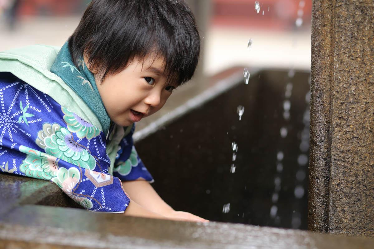 根津神社で出張撮影12