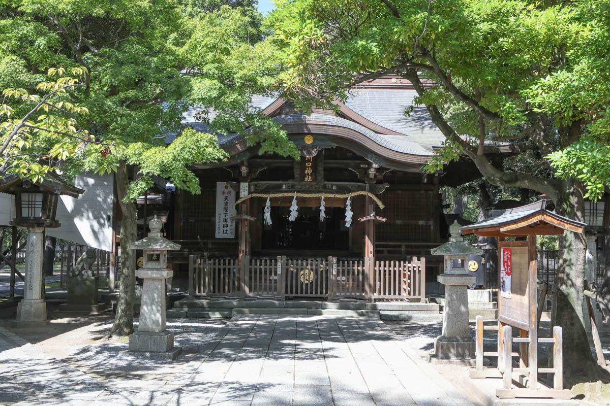 川口神社で七五三・出張撮影(写真)について