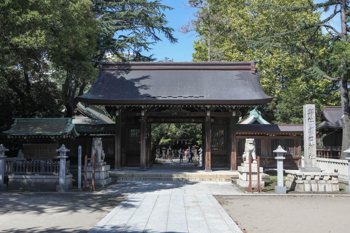 川口神社の住所・アクセスなど