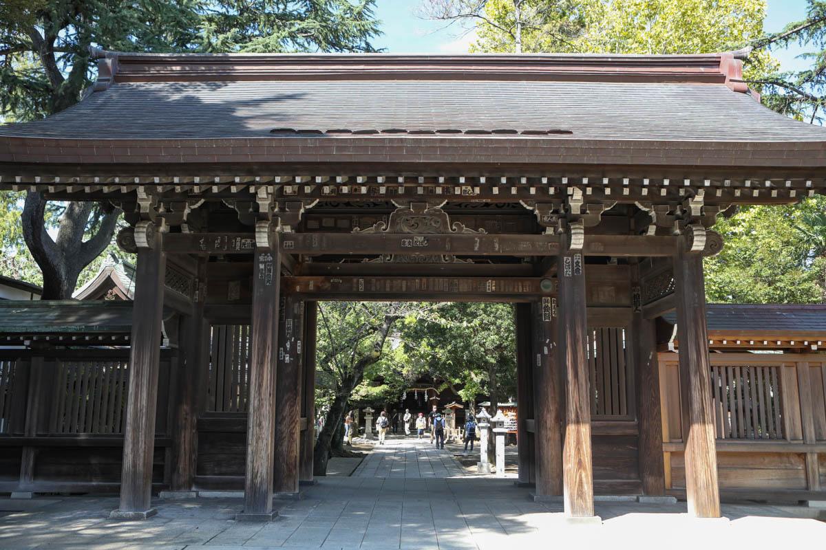 川口神社とは