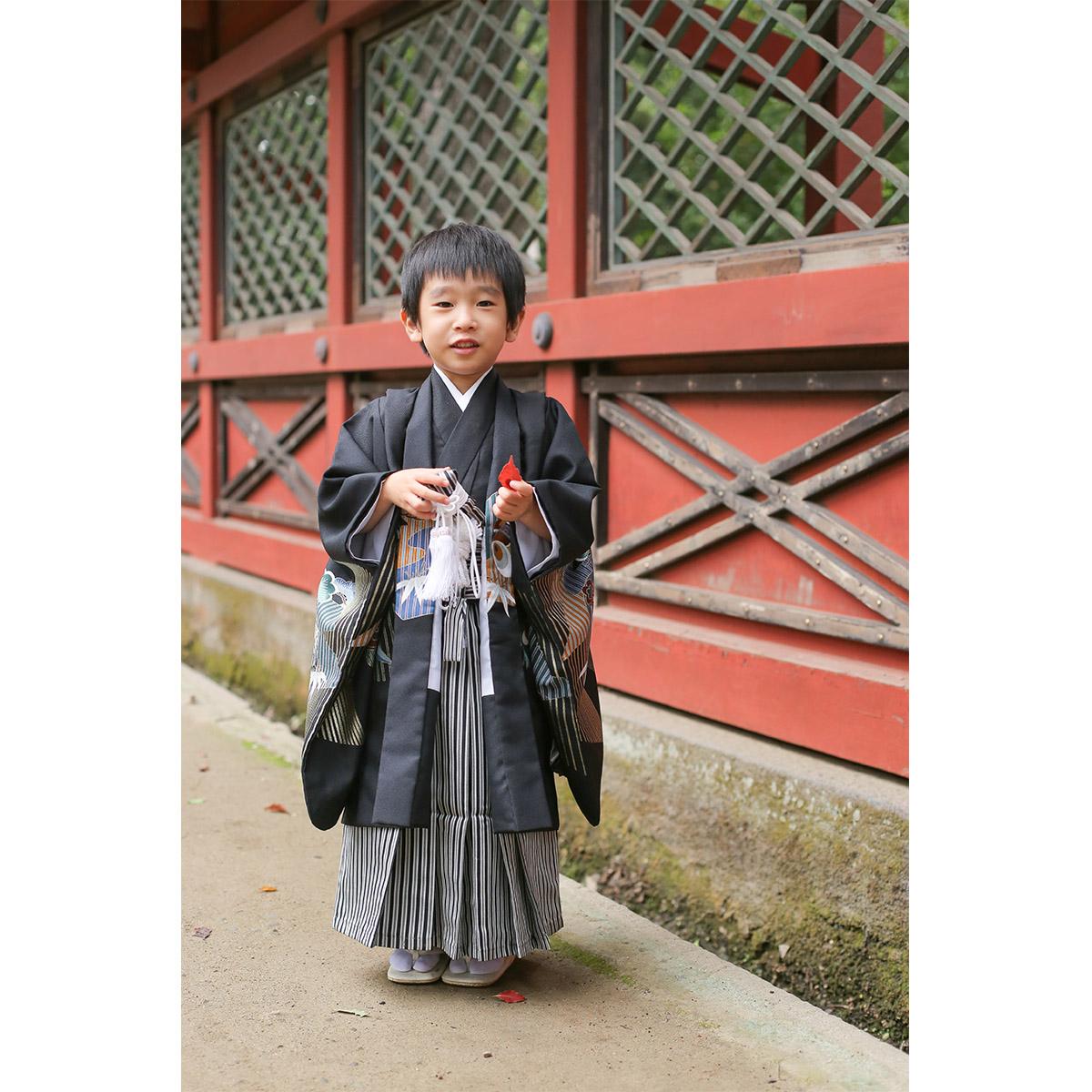 根津神社で出張撮影15