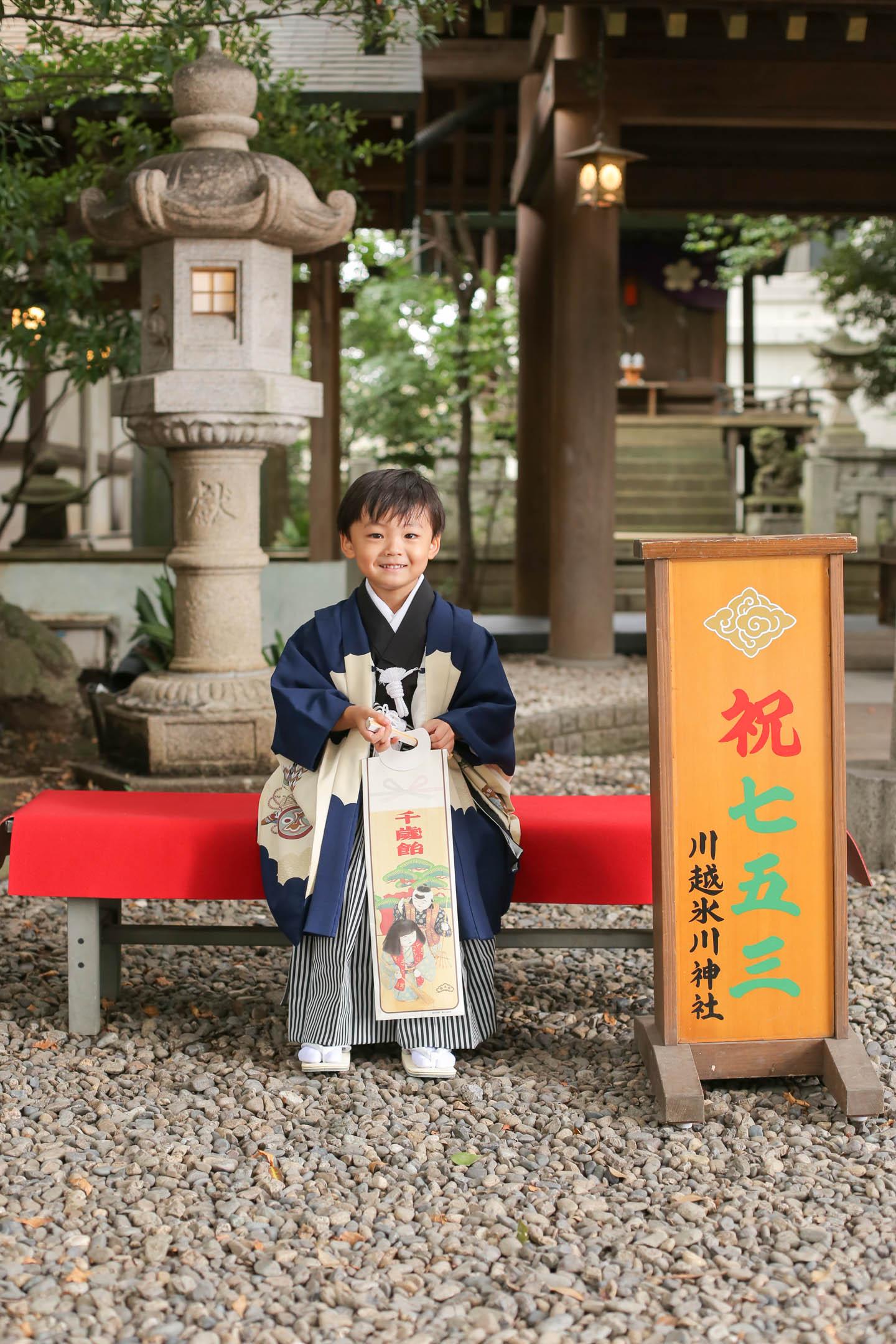 川越氷川神社 出張撮影 06