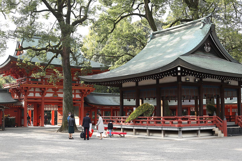 武蔵一宮氷川神社(お宮参り)の基本情報