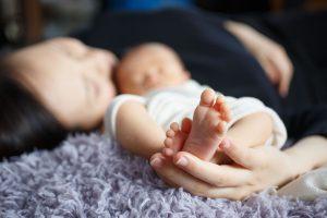 新生児の出張撮影