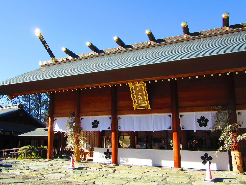 櫻木神社 本殿