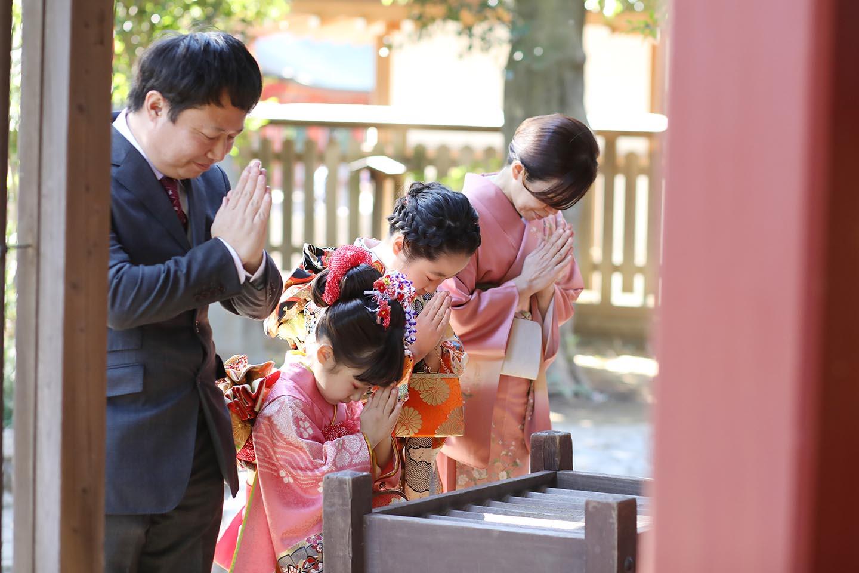櫻木神社にお詣り