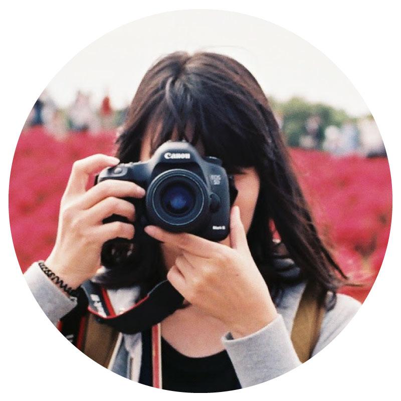 女性の出張カメラマンFumi